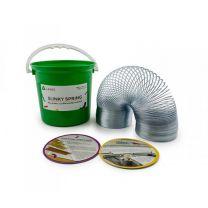 Slinky Spring Fun Bucket