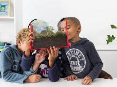 Bio-Eco Display Box (Wormery/Seed Germination)