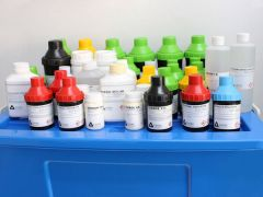 Grade 10-12 Life Science Kit - CHEMICALS ONLY