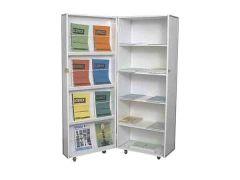 Mobile Book Display Unit