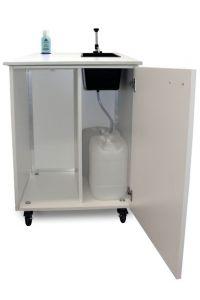 Mobile Hand Washing Station