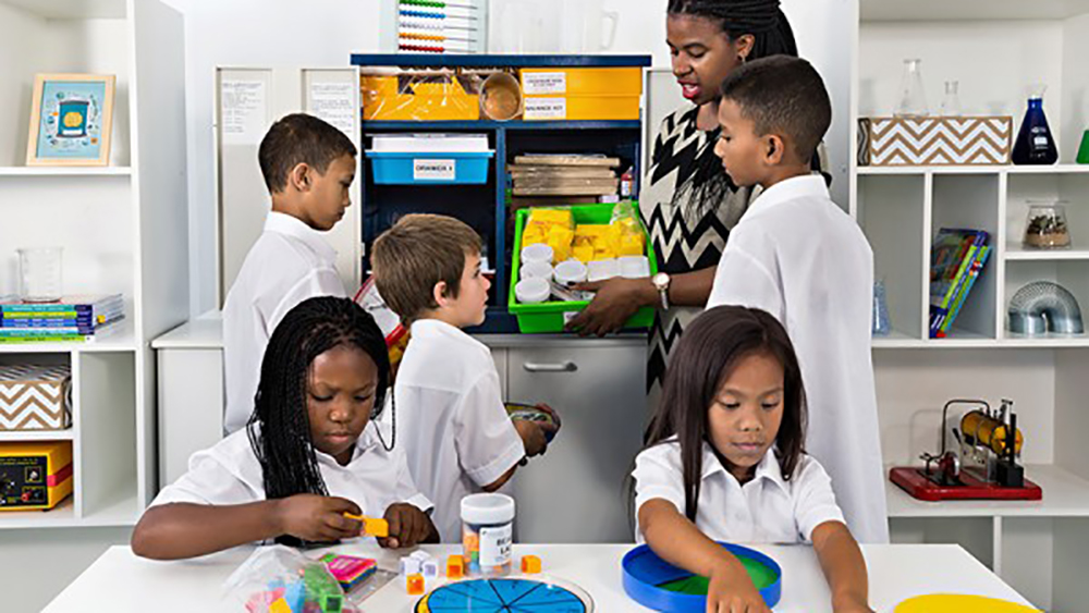 Three Recommended Lasec® Education Kits for Grades R-7