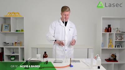 Acid Base Titration of Oxalic Acid against Sodium Hydroxide