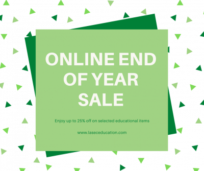 Online End of Year Sale