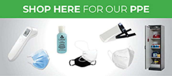 Click to See Lasec® Education PPE